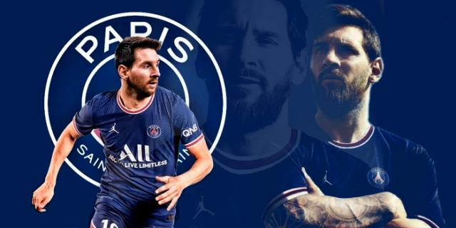 Messi se muda a París y se convierte en la nueva estrella del PSG -  Cromaclic TV